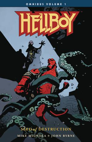 Hellboy Omnibus Vol 1 Seed Of Destruction TP