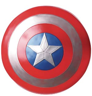 Captain America Deluxe 24-Inch Adult Shield