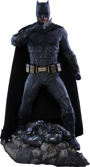 Justice League Batman Movie Masterpiece Deluxe 12.59-Inch Action Figure