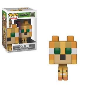 POP Games 318 Minecraft Ocelot Vinyl Figure