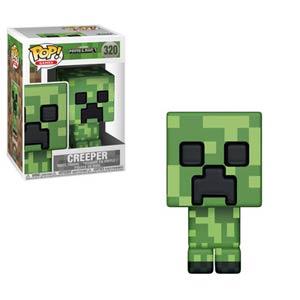 POP Games 320 Minecraft Creeper Vinyl Figure