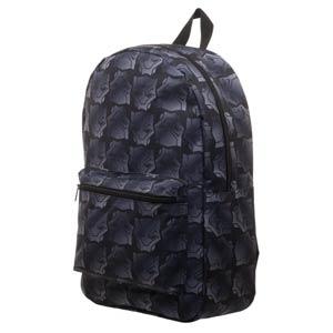 Black Panther Movie Logo Sublimated Backpack