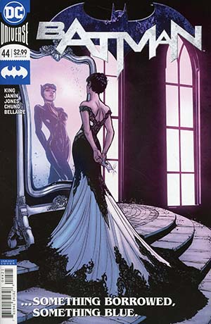 Batman Vol 3 #44 Cover B Variant Joelle Jones Cover