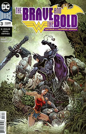 Brave And The Bold Batman And Wonder Woman #3