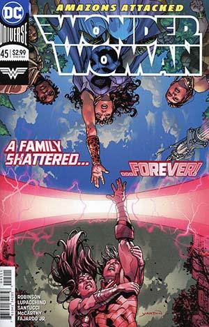 Wonder Woman Vol 5 #45 Cover A Regular David Yardin Cover