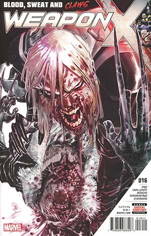 Weapon X Vol 3 #16