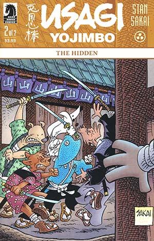 Usagi Yojimbo The Hidden #2