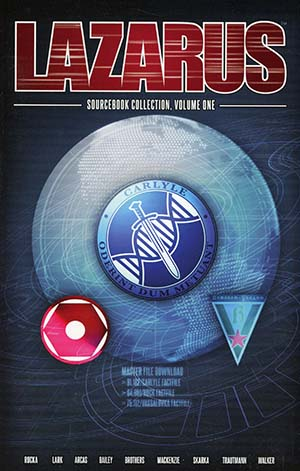 Lazarus Sourcebook Collection Vol 1 TP