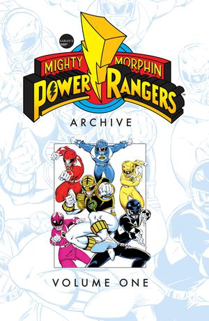 Mighty Morphin Power Rangers Archive Vol 1 TP