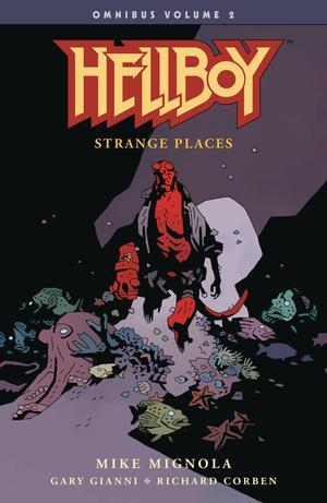 Hellboy Omnibus Vol 2 Strange Places TP