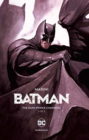 Batman The Dark Prince Charming Book 1 HC 2nd Printing
