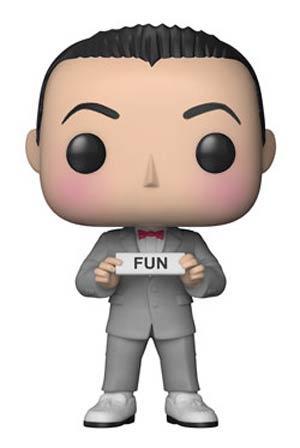POP Television Pee-Wees Playhouse Pee-Wee Herman Vinyl Figure