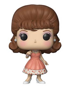 POP Television Pee-Wees Playhouse Miss Yvonne Figure