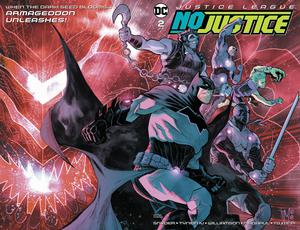 Justice League No Justice #2