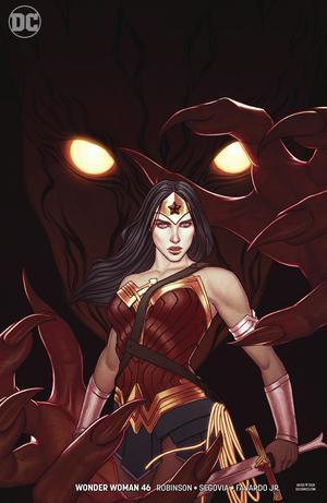 Wonder Woman Vol 5 #46 Cover B Variant Jenny Frison Cover