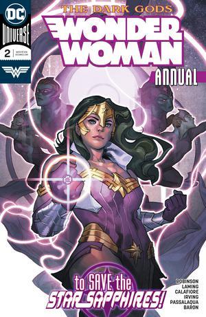 Wonder Woman Vol 5 Annual #2