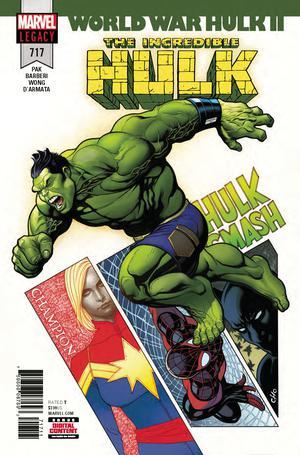 Incredible Hulk Vol 4 #717