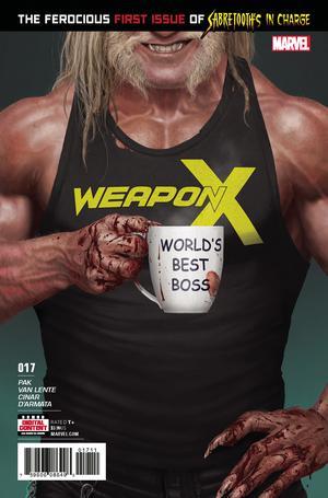 Weapon X Vol 3 #17