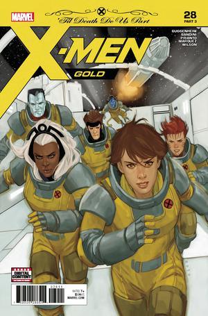 X-Men Gold #28 (Til Death Do Us Part Part 4)