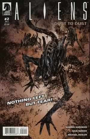 Aliens Dust To Dust #2 Cover A Regular Gabriel Hardman Cover