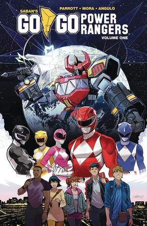 Sabans Go Go Power Rangers Vol 1 GN