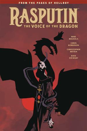 Rasputin Voice Of The Dragon TP