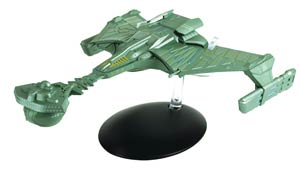 Star Trek Starships Figure Collection Magazine Special #22 Klingon Battle Cruiser