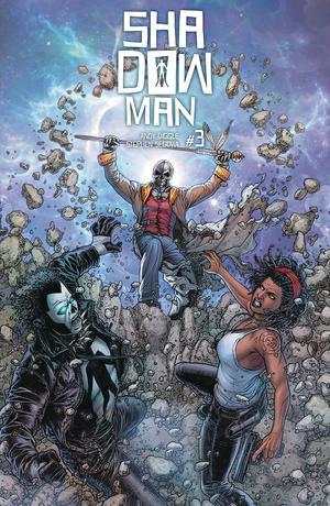 Shadowman Vol 5 #3 Cover D Incentive Juan Jose Ryp Interlocking Variant Cover