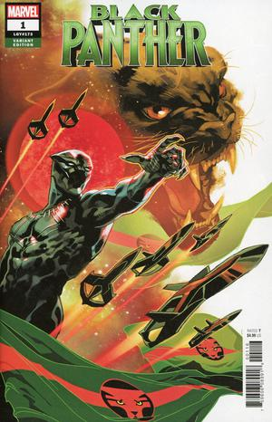 Black Panther Vol 7 #1 Cover G Incentive Yasmine Putri Variant Cover