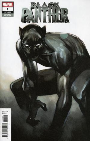 Black Panther Vol 7 #1 Cover I Incentive Olivier Coipel Variant Cover