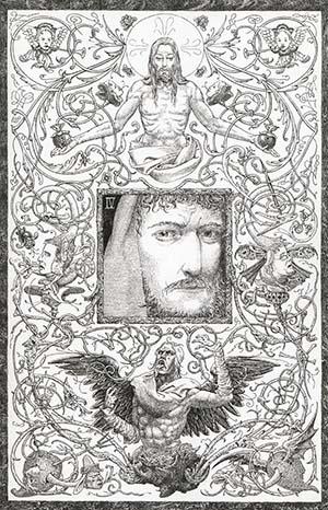 Judas #4 Cover B Variant Jeremy Bastian Cover