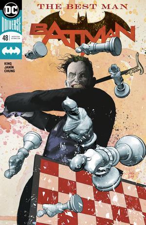 Batman Vol 3 #48 Cover A Regular Mikel Janin Cover