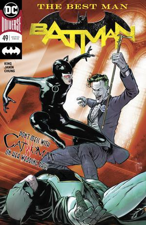 Batman Vol 3 #49 Cover A Regular Mikel Janin Cover