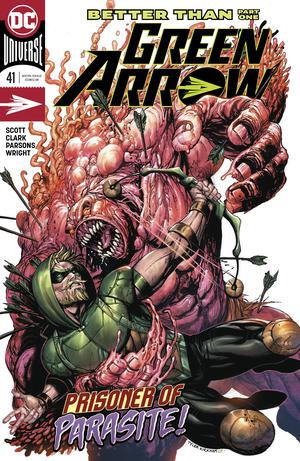 Green Arrow Vol 7 #41 Cover A Regular Tyler Kirkham Cover