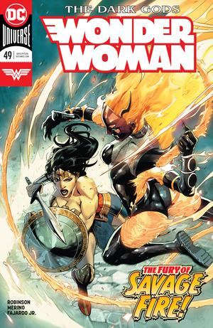 Wonder Woman Vol 5 #49 Cover A Regular Stephen Segovia Cover