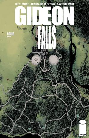 Gideon Falls #4 Cover A Regular Andrea Sorrentino Cover