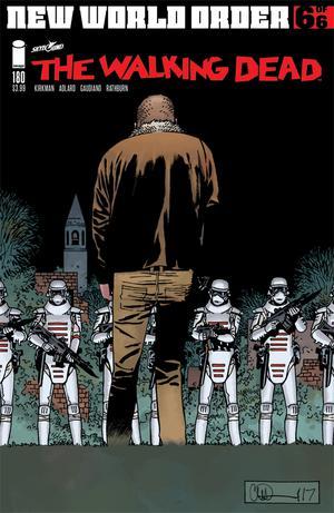 Walking Dead #180 Cover A Regular Charlie Adlard & Dave Stewart Cover