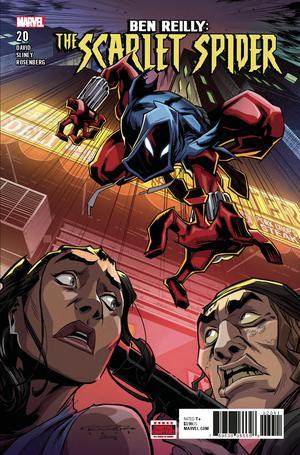 Ben Reilly The Scarlet Spider #20