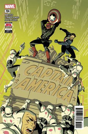 Captain America Vol 8 #704 Cover A Regular Michael Cho Cover