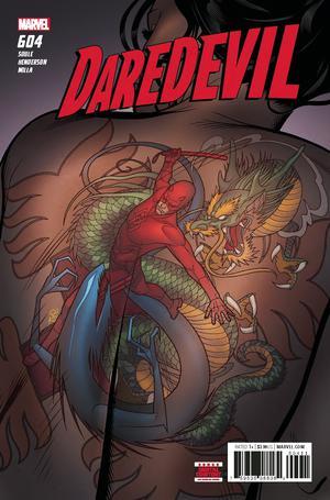 Daredevil Vol 5 #604