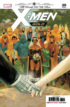 X-Men Gold #30 Cover A Regular Phil Noto Cover (Til Death Do Us Part Part 6)