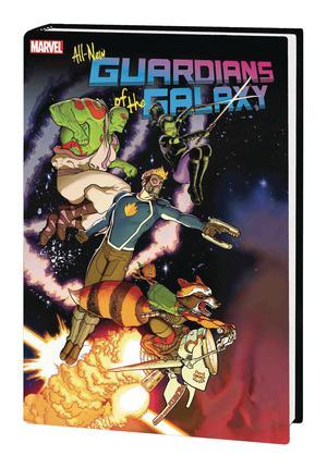 Guardians Of The Galaxy By Gerry Duggan Omnibus HC
