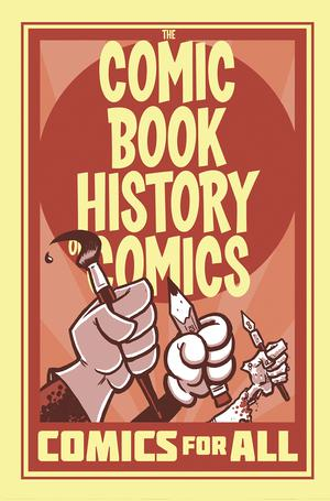 Comic Book History Of Comics Comics For All TP