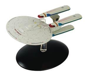 Star Trek Starships Figure Collection Magazine #126 USS Princeton