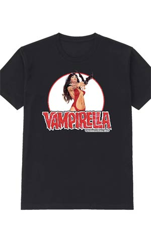 Vampirella Mens T-Shirt Large