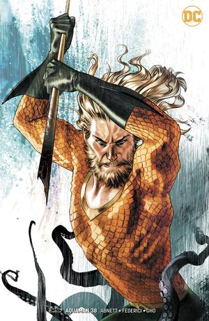 Aquaman Vol 6 #38 Cover B Variant Joshua Middleton Cover