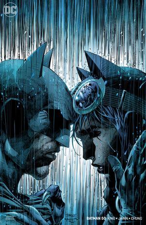 Batman Vol 3 #50 Cover C Variant Jim Lee & Scott Williams Cover