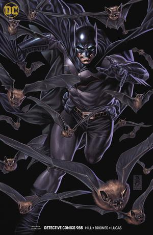 Detective Comics Vol 2 #985 Cover B Variant Mark Brooks Cover