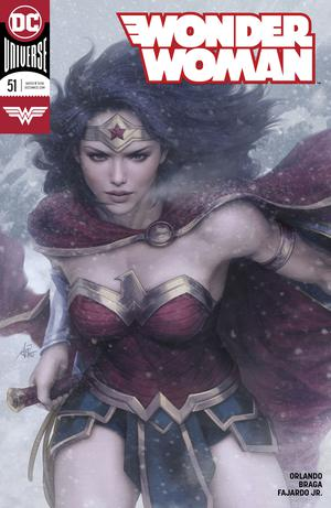 Wonder Woman Vol 5 #51 Cover A Regular Stanley Artgerm Lau Cover