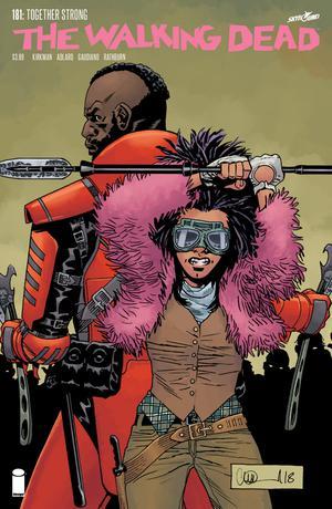 Walking Dead #181 Cover A Regular Charlie Adlard & Dave Stewart Cover